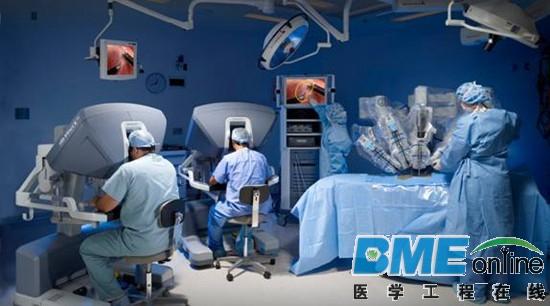 细看达芬奇手术机器人入华的这十年