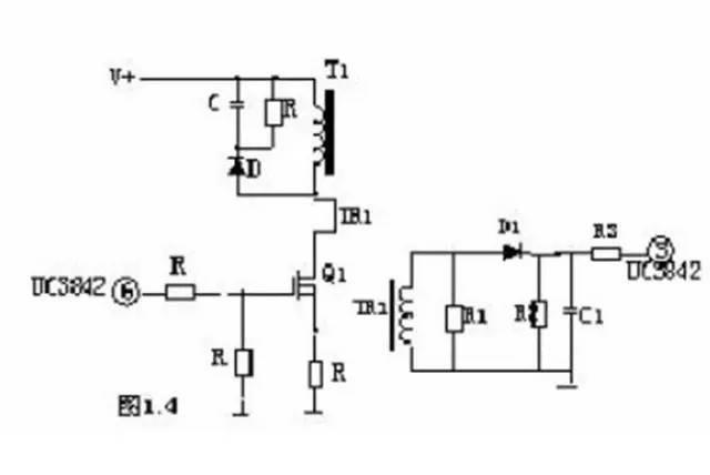 首页 资料管理 基本常识     4,下图是常见的限流,短路保护电路.